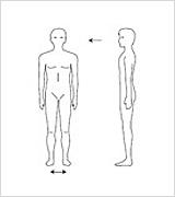 足を測る上での注意点